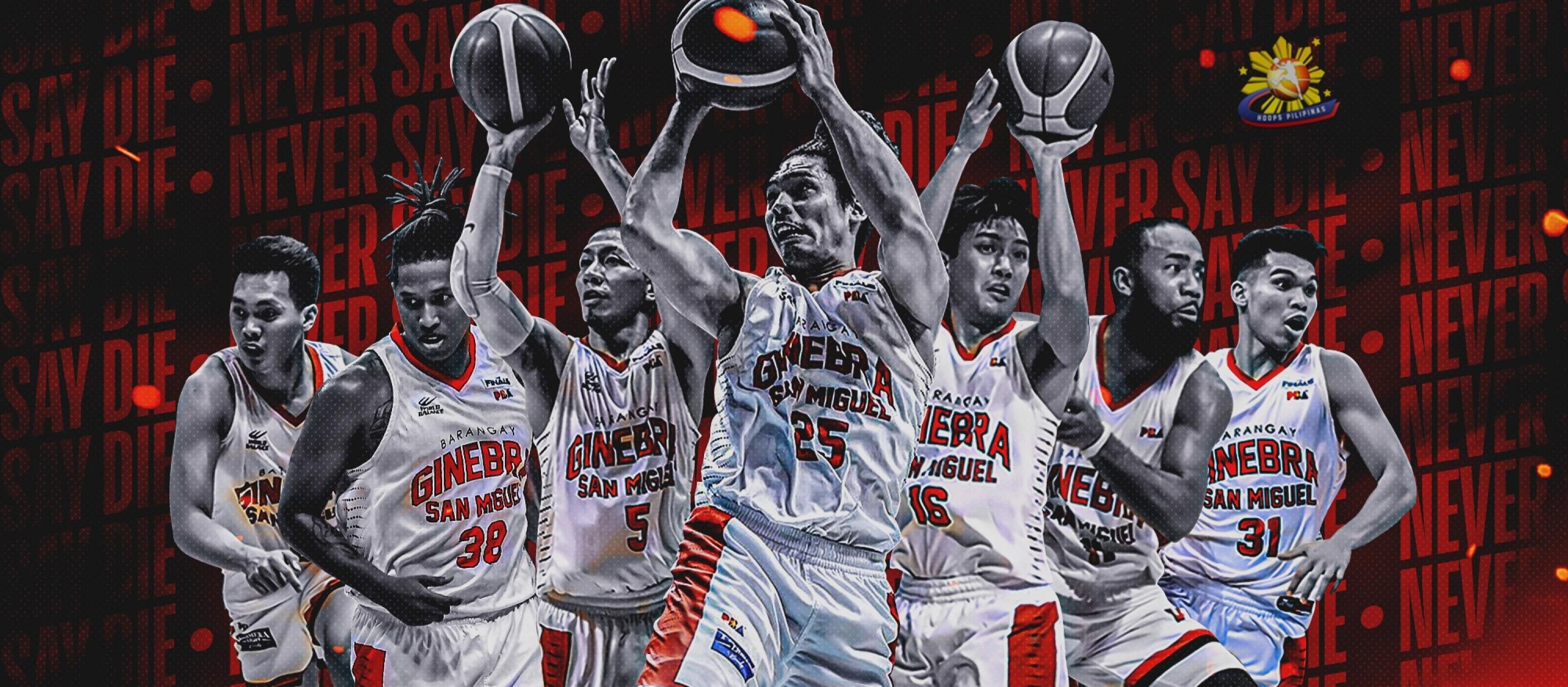 Brgy. Ginebra San Miguel cover photo