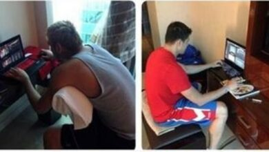 Photo of June Mar Fajardo, Marc Pingris turn to DOTA to stay active during lockdown