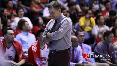 Photo of Tim Cone misses practicing with Brgy. Ginebra in this time of quarantine