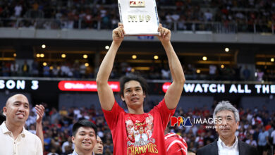 Photo of Japeth Aguilar expresses gratitude to Brgy. Ginebra coaches for first ever Finals MVP award