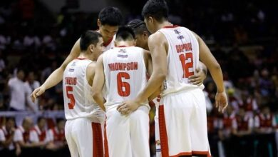 Photo of Brgy. Ginebra starts life without Greg Slaughter