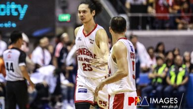 Photo of It's time for Japeth to really soar high and be the team's leader, says LA Tenorio