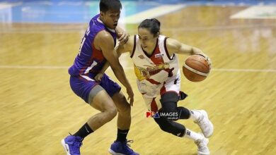 Photo of Terrence Romeo returns to practice, may suit up against Magnolia in season-opener