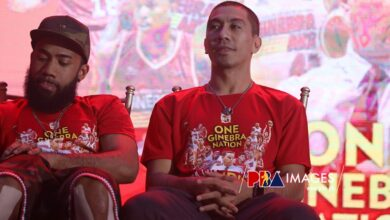 Photo of LA Tenorio determined to win the prestigious Philippine Cup