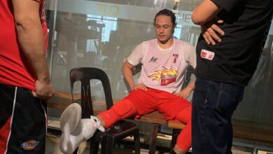 Photo of San Miguel loses Romeo to injury, match to Alaska in final game of preseason tourney