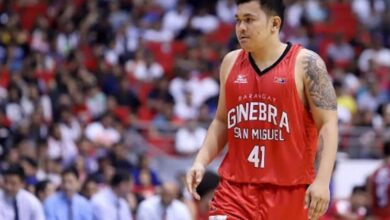 Photo of Released by Brgy. Ginebra, Teytey Teodoro set for Batangas return in MPBL