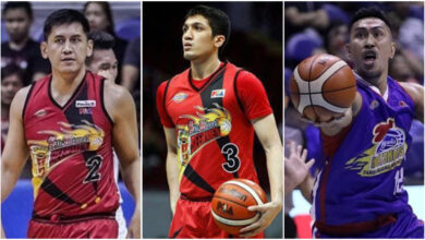 Photo of Beermen re-sign Von Pessumal and Billy Mamaril, sign free agent Bam Gamalinda
