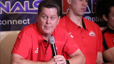 Photo of Tim Cone aware of Greg Slaughter's plans, says his loss will be a big blow to the team