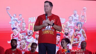 Photo of 'COVID-19' forces Tim Cone to take longest career break from basketball