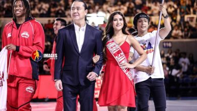 Photo of Ginebra muse Sanya Lopez proud to officially be a 'kabarangay'