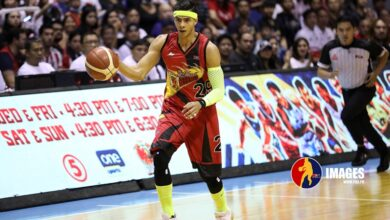 Photo of Arwind Santos says SMB goal is 8 Philippine Cup titles, 8 MVPs for June Mar Fajardo
