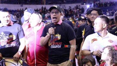 Photo of Leo Austria named PBA's Coach of the Year for the 4th time