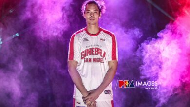 Photo of Japeth Aguilar fined ₱20K, ordered to underdo swab test for breaking GCQ protocols