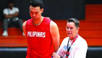 Photo of Greg Slaughter planning to play in NBA G League, reveals Tim Cone